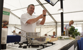 Cookery Demonstration