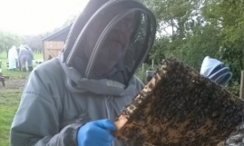 Jim Ryan, Irish Beekeepers