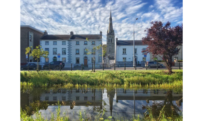 tullamore-grand-canal-reflection